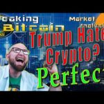 Why Trump Is No Threat To Bitcoin – Blockstack ICO SEC Approval!