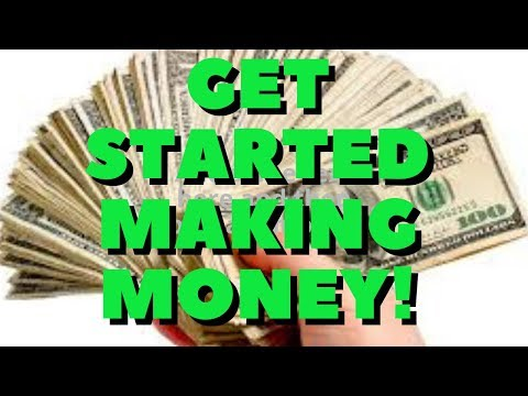 THE BEST WAY TO MAKE MONEY ONLINE FOR BEGINNERS GETTING STARTED TODAY!