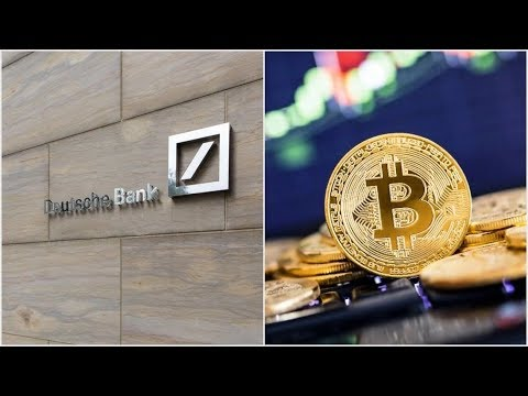 BITCOIN PRICE SHOWS MOVEMENT AFTER DEUTSCHE BANK ANNOUNCES JOB CUTS!!!