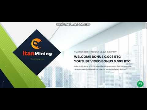 Free Bitcoin Cloud Mining Websites 2019 || Mine Free Bitcoin || New Free Bitcoin Mining