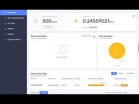 New & Legit Bitcoin Cloud Mining | 2019. Genesis Mining Live Stream