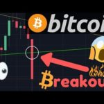OMG BITCOIN CRASHING NOW!!!! | THE BREAKOUT CAME!!!! $8,500, $7,200 Or $6,700??!?!