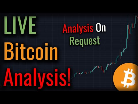 Bitcoin BOUNCED! Did The Bitcoin Rally Start Early? Live Bitcoin Technical Analysis