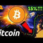 BITCOIN EXPLODES!!! 🚀 WAS THIS A BEAR TRAP?! BAD NEWS for FACEBOOK LIBRA!? NOIA