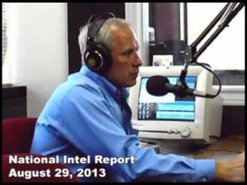 Gerald Celente – National Intel Report – August 29, 2013