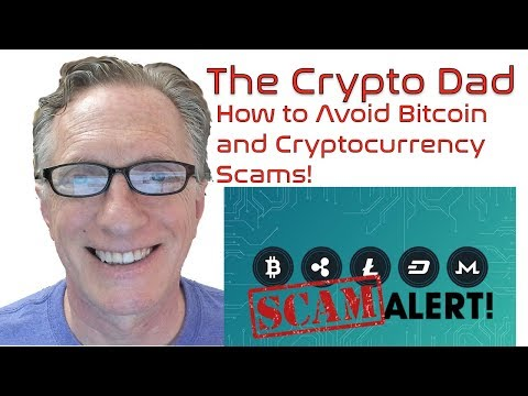 How to Avoid Bitcoin and Cryptocurrency Scams