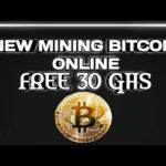 MINING BITCOIN ONLINE TERBARU# bitcoin gratis,