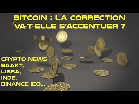 Épisode 121 : Vers un nouveau scandale Tron? Baakt, Binance, Bitcoin : la correction s'accentue?