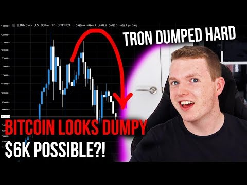 Bullish Bitcoin News BUT BITCOIN IS BEARISH?! Justin Sun Arrest Causes TRON DUMP! Altcoins BULLISH?