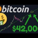 BITCOIN TO $42,000 BY December!!! | 4,000,000 BTC Lost Forever!!