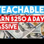 How to Make Money Online Using Teachable ( Teachable Review) 2019