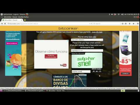 XAPO wallet bitcoinker 600 satoshis cada, each, каждый, elk, jeder 15 minutes