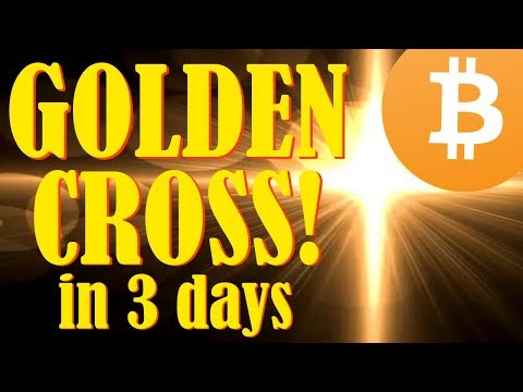 Golden Cross: Bitcoin Price Run Up! - Bank of China Promotes Bitcoin! - New Era of Crypto Regulation