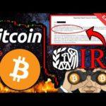 BITCOIN Price Headed BELOW $9k?! IRS Targets US Crypto Investors!! TRON Recap