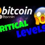 🔥BITCOIN and LITECOIN CRITICAL LEVELS🔥! bitcoin litecoin price prediction, analysis, news, trading