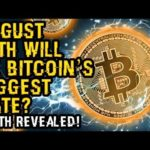 Why DID This GOVERNMENT INSIDER Just CIRCLE August 14th As BITCOIN'S BIGGEST DATE? Must WATCH NOW!