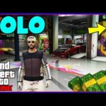 It's A SOLO Gta 5 Online Money Glitch That's Simple… (Unlimited Money For Everyone)
