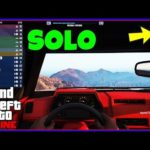 SOLO NO CARS Gta 5 Online Money Glitch… (Make Money Fast) *EASY* – No Arena Or Bunker