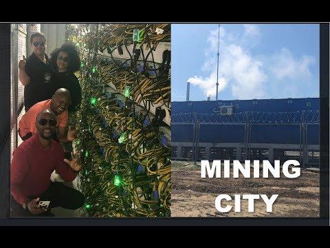 Mining City BTC.com Bitcoin Mining