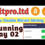Bitpro.ltd|New Double Bitcoin Mining Site||Earn Double Bitcoin In 24 hours|double bitcoin
