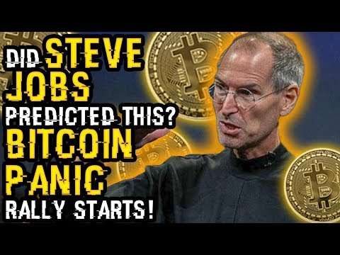 Did STEVE JOBS Predict THIS? BITCOIN Will SMASH $100 TRILLION VALUE In 20 DAYS As PANIC RALLY STARTS