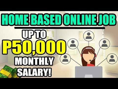 HIRING! Online Job! Earn 50,000 pesos per month!