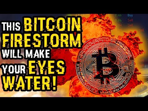 This BITCOIN FIRESTORM Will MAKE Your EYES WATER! EXPECT $25K BITCOIN By AUGUST 15th? Crazy BTC BOOM