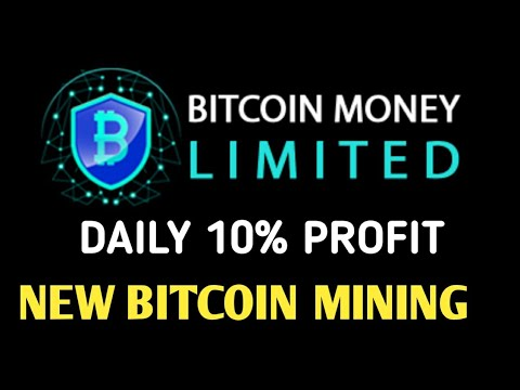 New Bitcoin Mining Site | Best Mining Site Daily 10% Profit