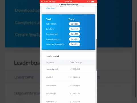 share.paid4clout.co/Souljaboi | Make LEGIT Money Online With Paid 4 Clout