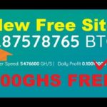 New High Earning Free Bitcoin Cloud Mining Site 2019 | New Free Bitcoin Cloud Mining Site 2019