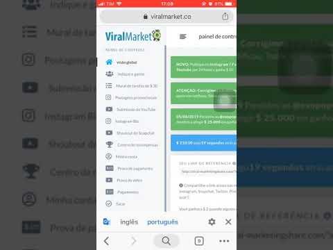Revisão ViralMarket.co Mercado Viral | Make LEGIT Money Online Em Mídias Sociais Com O Mercado Viral
