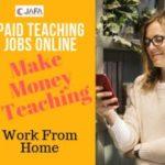 Online Teaching Jobs || Online Teaching Jobs | Make Money As Online Tutor