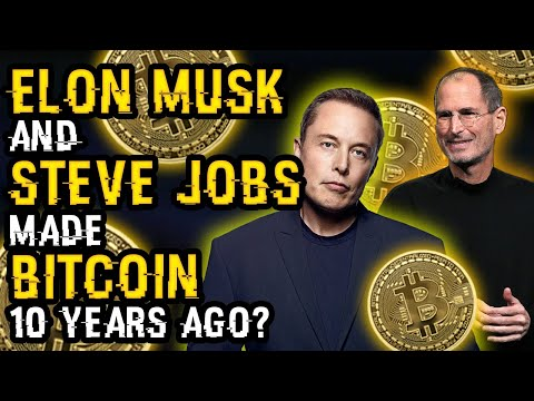 ELON MUSK And STEVE JOBS Made BITCOIN Ten YEARS AGO? This CRAZY SECRET Will BLOW YOUR MIND! AMAZING