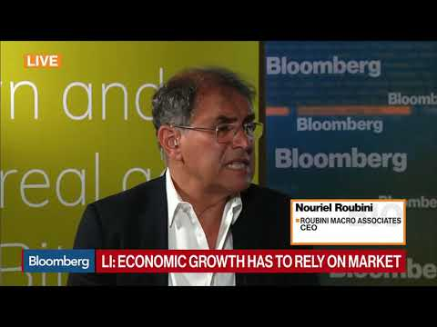 Roubini's  Global Recession Call & Epic Takedown of Bitcoin & Crypto Scam 7- 2- 19
