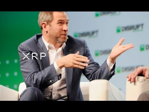 Ripple CEO:  The New World Order Of Digital Assets:  XRP , Bitcoin And Ether