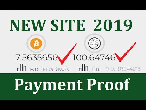 NEW FREE BITCOIN CLOUD MINING SITE 2019 | Free Bitcoin Mining | New Free Bitcoin Mining site 2019