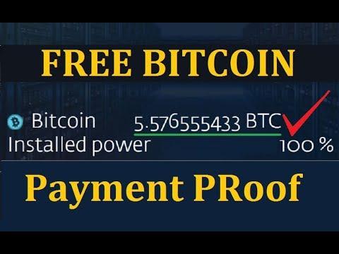 New Free BITCOIN CLOUD MINING SITE 2019 | Free Bitcoin Cloud Mining Site | Free Bitcoin Mining site