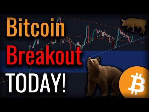 BITCOIN BREAKOUT INCOMING! - $250,000 Bitcoin In Three Years?!