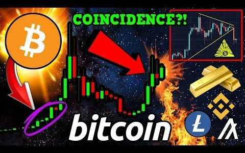 Bitcoin BREAKDOWN?! Altcoins PUMPING!? 2017 'COINCIDENCE' Hints to NEXT MOVE!!