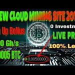 Free bitcoin mining sites without investment 2019 | New bitcoin earning website instant pay by Anil