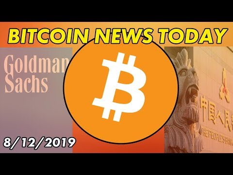 Bitcoin News Today - Goldman Sachs Gets Bullish on Bitcoin