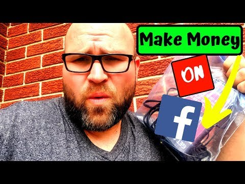 How to Make Money Online With Facebook Marketplace and Haggling
