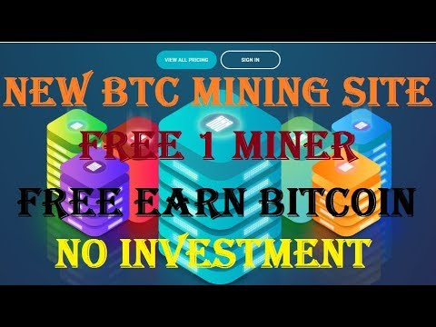 Bmining | New Bitcoin Mining Site 2019 | Free 1 Miner Machine | Earn Bitcoin With Ads Surfing