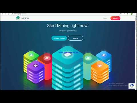New Bitcoin Mining Site Free 1 Miner Machine-Earn Bitcoin With Ads Surfing- MOBILE BITCOIN