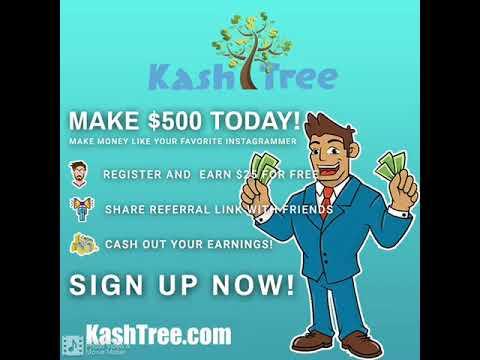 KashTree Member @munrolita Review | Best Way To Make Money Online