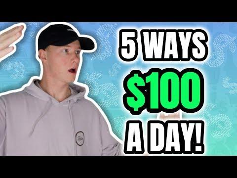 Top 5 Ways to Make Money Online! (Fast)