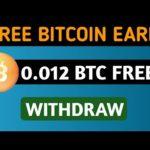 New Free Bitcoin Earning Site | Bitcoin Mining 2019 |  BTC Crypto Mining