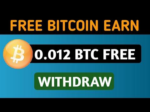 New Free Bitcoin Earning Site   Bitcoin Mining 2019    BTC Crypto Mining