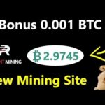 Ramont Mining Limited | New Bitcoin Mining Site 2019 | Signup Bonus 0.001 Bitcoin Live in Urdu Hindi