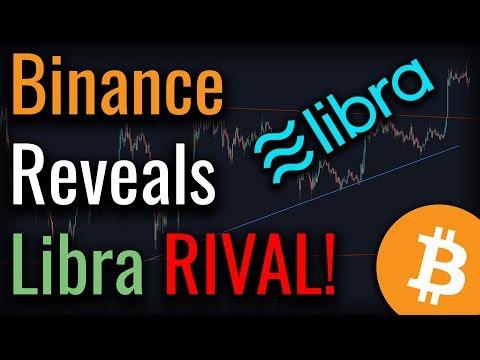 "NEW BITCOIN RALLY FORMING? - Bitcoin BREAKOUT! Binance Reveals Libra Rival ""Venus"""